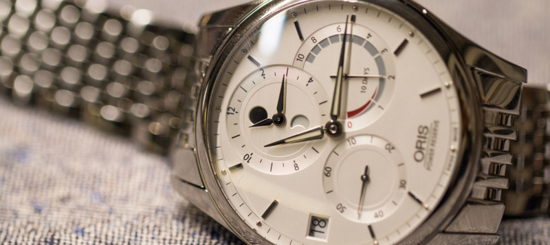10-Days and 2-Timezones: Oris Introduces the Calibre 112