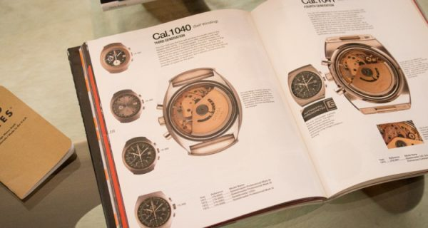 """""""Time Capsule"""": Japanese Tomes, Watch Otaku, and the Rule of the Archetype"""