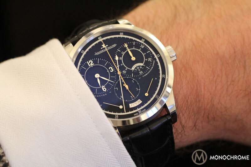 A Day with Jaeger-LeCoultre – Masterclass in Amsterdam
