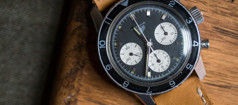 A Look at the Heuer Autavia 2446C