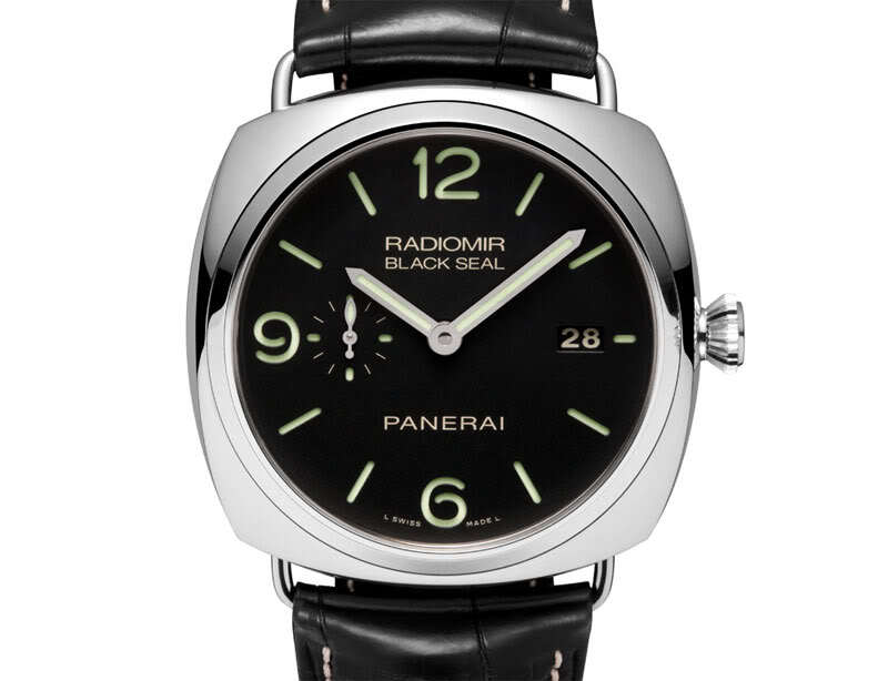 A Panerai for all ocassions – the Radiomir Black Seal 3-Day Automatic