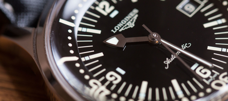 A Vintage Collector's Perspective on the Longines Legend Diver Reissue