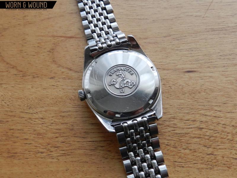 Affordable Vintage: 1970 Omega Seamaster Chronometer ref 166.010
