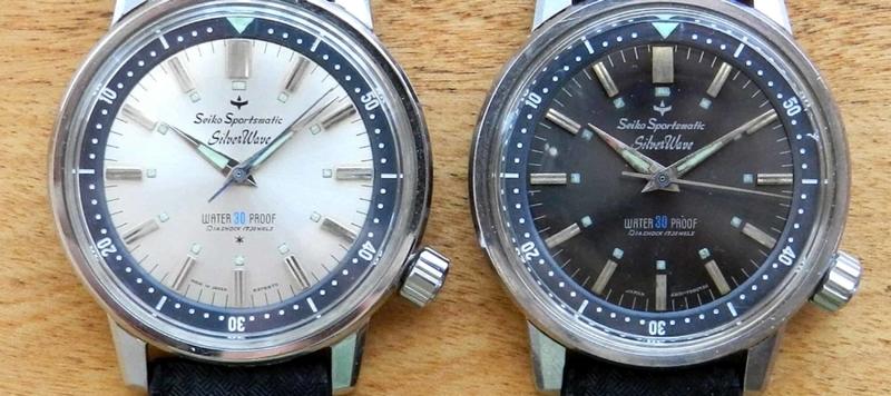 Affordable Vintage: Seiko SilverWave ref. 6601-7990
