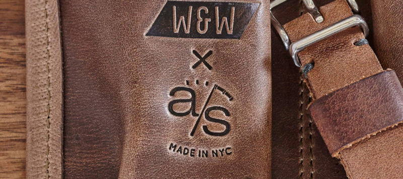 Announcing the worn&wound x analog/shift Watch Roll