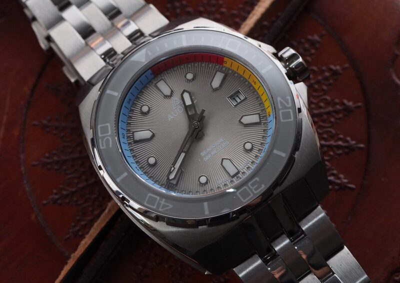 Audric SeaBorne 500 M Dive Watch Prototype Review