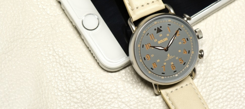 BOLDR Watches and the Voyage Clever Watch