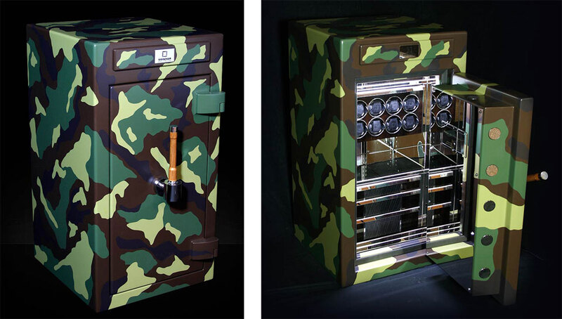 Bespoke Safes by Stockinger