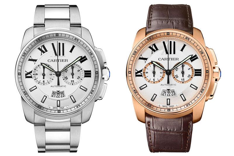 Cartier's in-house Chronograph movement – Calibre de Cartier Chronograph