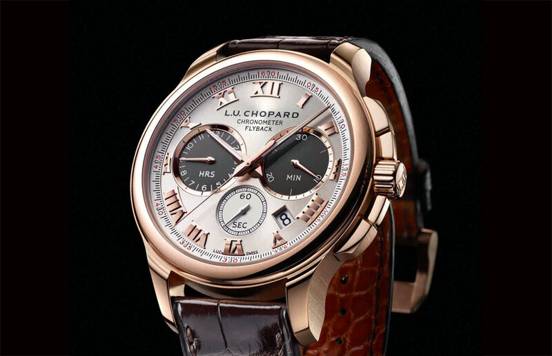 Chopard L.U.C Chrono One – Flyback Chronograph with Integrated Column Wheel