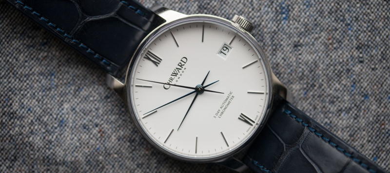 Christopher Ward C9 Harrison 5-Day Automatic Review