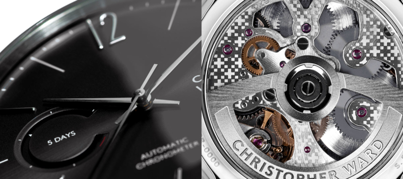 Christopher Ward Gets Back to Form with the C1 Grand Malvern Power Reserve
