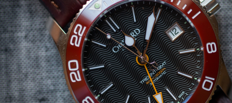 Christopher Ward Trident C60 GMT 600 38mm Review