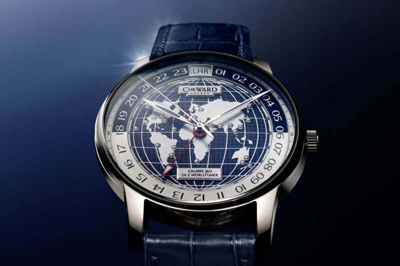 Christopher Ward introduces the C900 Worldtimer
