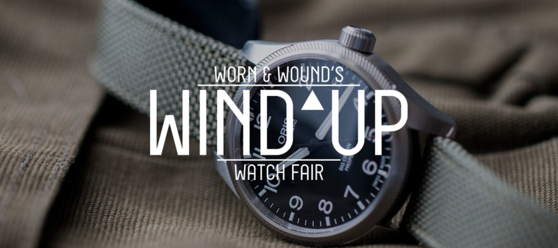 Come See Oris at Wind-Up 2016