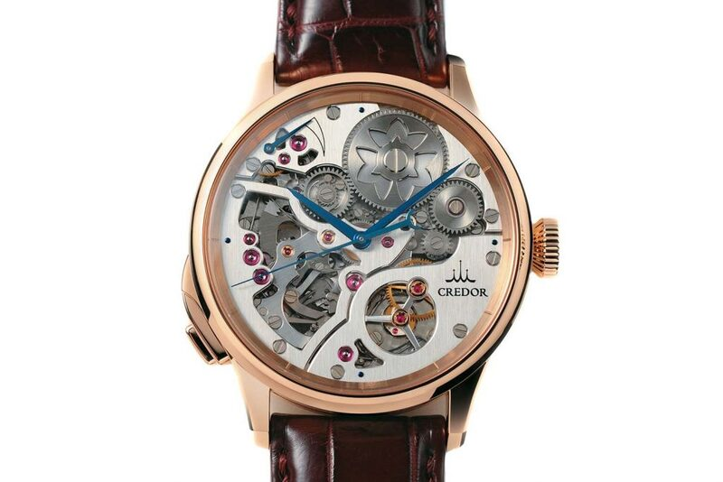 Credor Node Spring Drive Minute Repeater