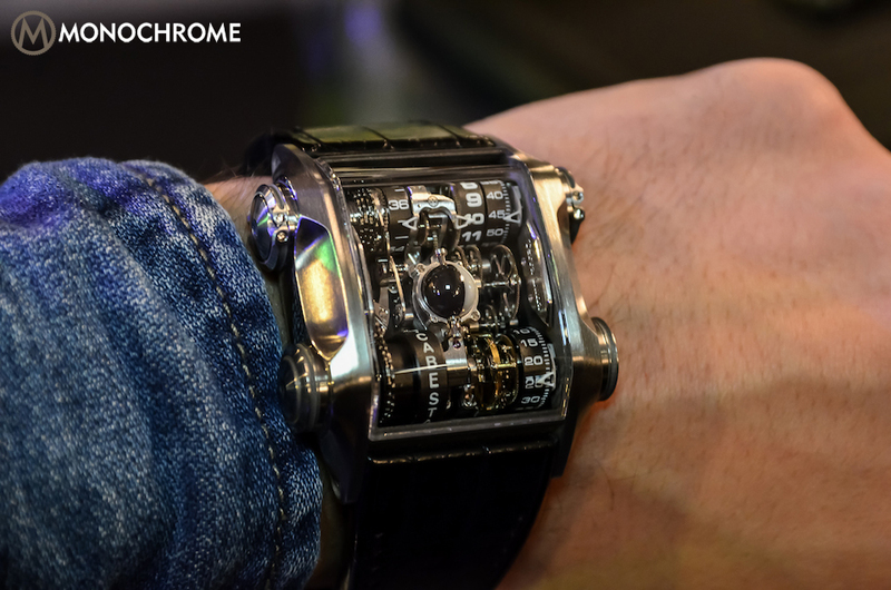 Designing Time with Creativity and Haute Horlogery: Part 2 – CABESTAN