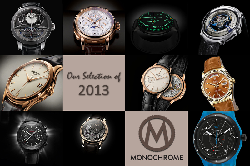 Don't Touch That Dial!  2013's Best in Review!  Drive-Time Radio Meets Haute Horology