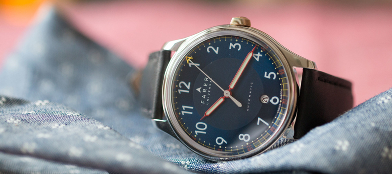Exclusive: Hands-On with the Farer Hopewell Automatic