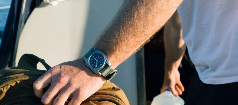 Field Test: the Affordable B-1T Titanium Field Watch from Bertucci