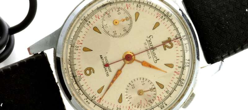 For Your Eyes Only: the Secret Microphone Wristwatch Worn by Cold War Spies