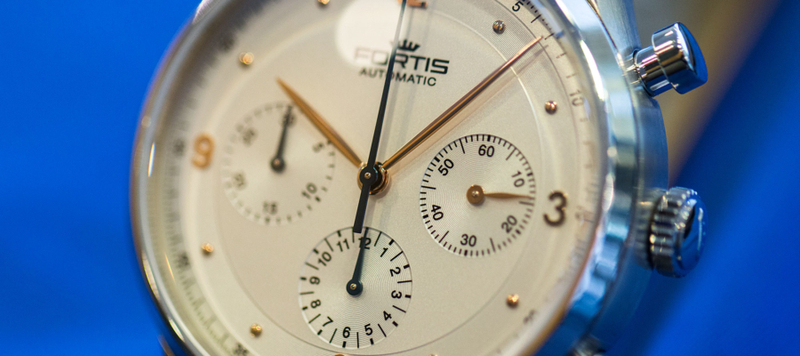 Fortis Presents the New Terrestis Collection, and Other BaselWorld 2015 Novelties