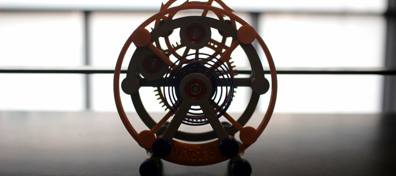 From the Archives: 3D Printing Horology