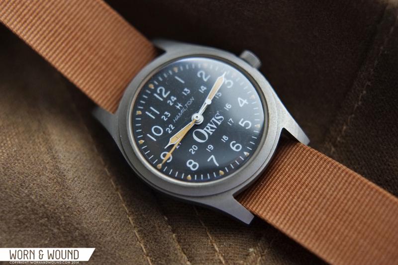 Hamilton Retail Store Field Watches