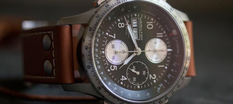Hamilton X-Wind Automatic Chronograph Review