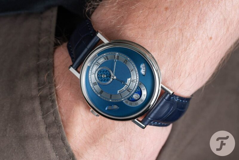 Hands-On Review Of The Breguet Classique 7337 Watch