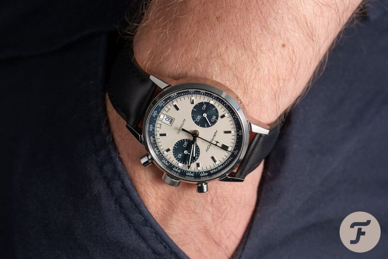 Hands-On With The Hamilton Intra-Matic Auto Chrono Watch