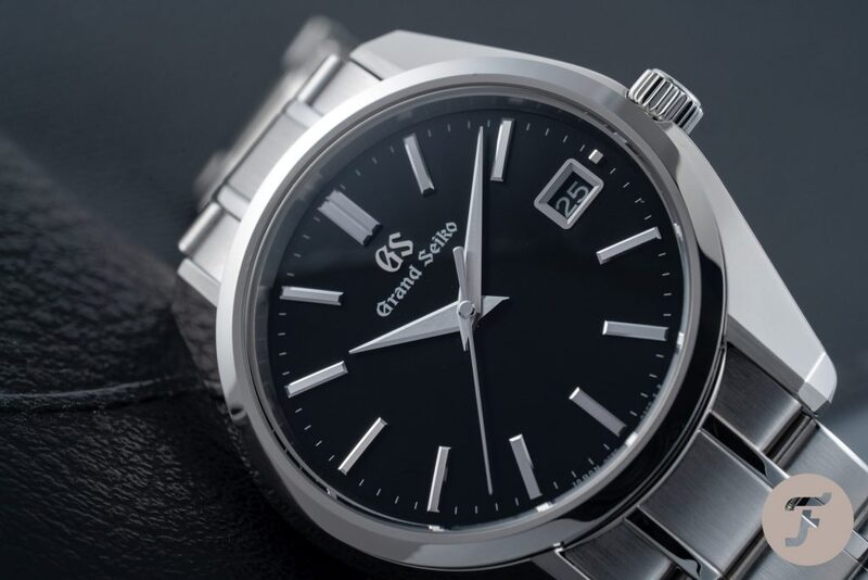 Hands-On With The New Grand Seiko SBGP003 Quartz Watch