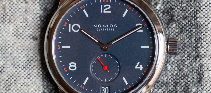Hands-On with the Nomos Glashutte Limited Edition Club for Timeless