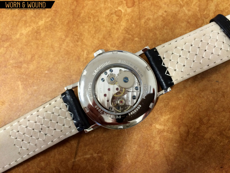 Hands-On with the Timefactors / Smiths PRS-35