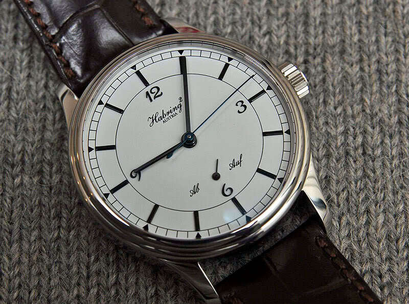 Hands-on with the Habring Jumping Second with Power Reserve