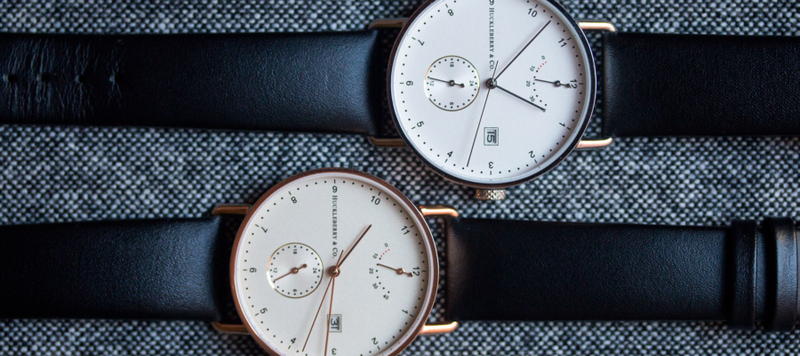 Hands-on with the Huckleberry & Co. Archibald