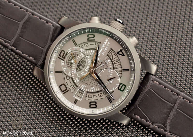 Hands on with the Montblanc TimeWalker TwinFly GreyTech