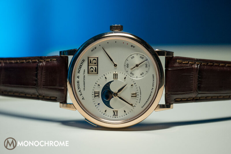 Hands-on with the new A. Lange & Söhne Grand Lange 1 Moon Phase