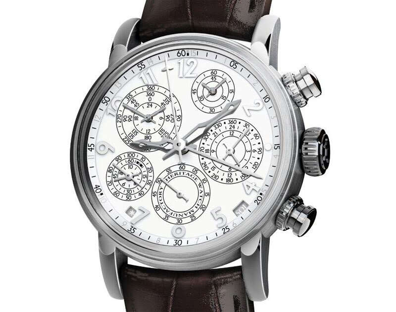 Heritage Watch Manufactory Firmamentum – a complete navigational tool for the wrist