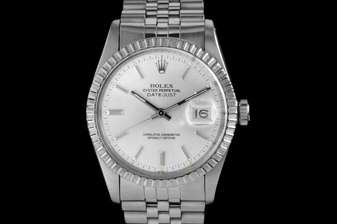Horsing Around With a Vintage Rolex Datejust