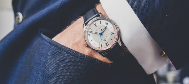 How I Wear It: Amy Shore, Brought to You By Farer Watches