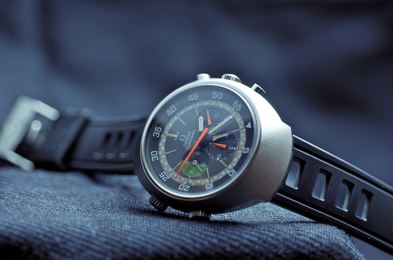 IN DEPTH: The Omega Flightmaster – The Special One