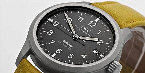 IWC Mark XII Mellow Yellow – The Saab that will keep its value
