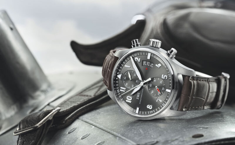 IWC Spitfire Chronograph with In-House Caliber 89365
