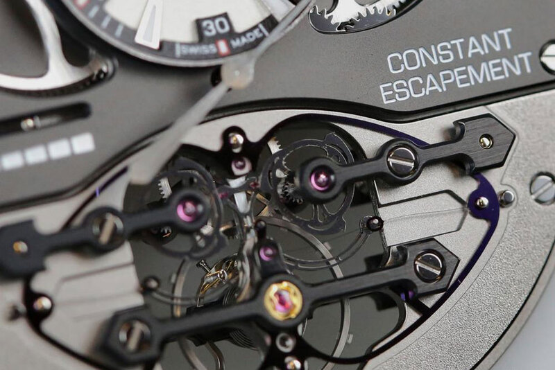 Interview with the inventor of the Constant Escapement, Nicolas Déhon