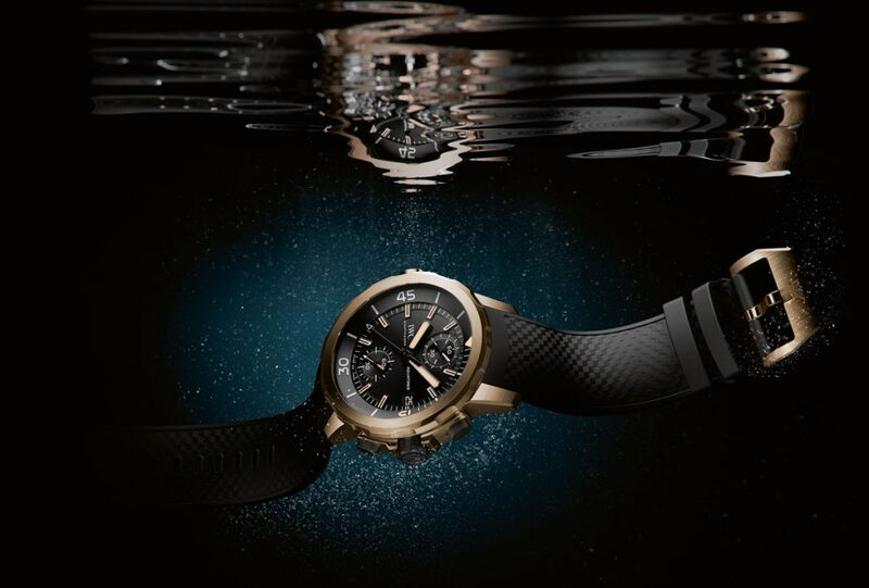 Introducing the 2014 IWC Aquatimer Collection – With LIVE Photos