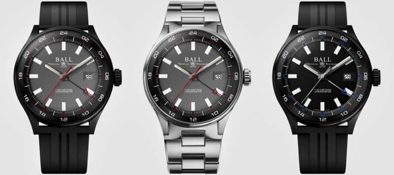 Introducing the BALL Roadmaster GMT, Available Now at a Special Pre-Order Price