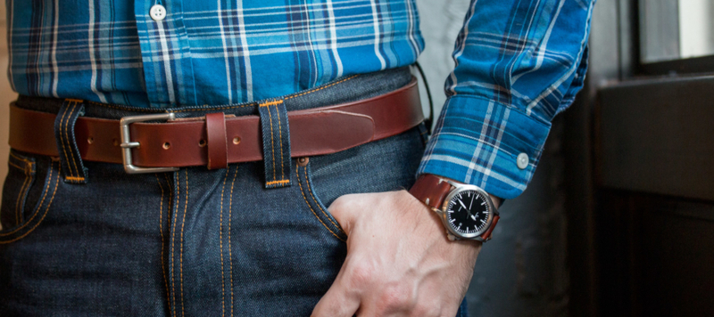 Introducing the Classic Belt by worn&wound
