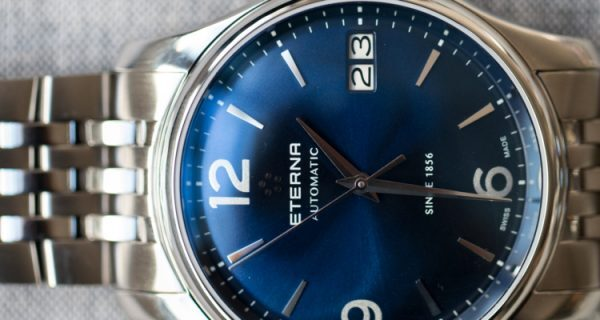 Introducing the Elegant Eterna Granges 1856 Collection