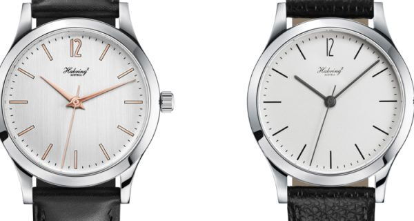 Introducing the Erwin,  Habring²'s Newest In-House Watch with Jumping Seconds